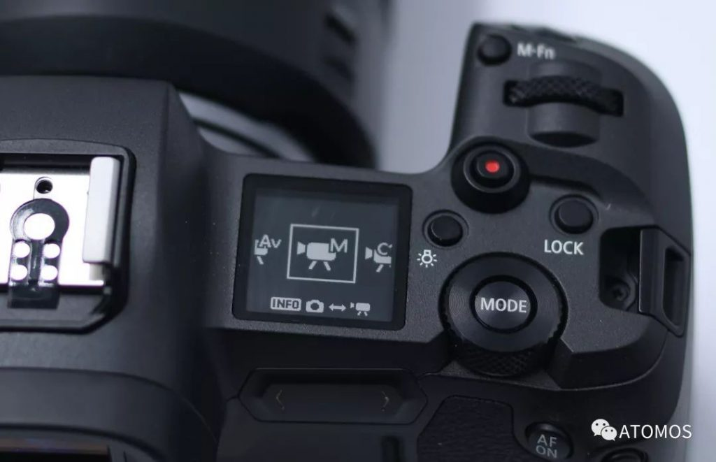 eos r canon r5 product example